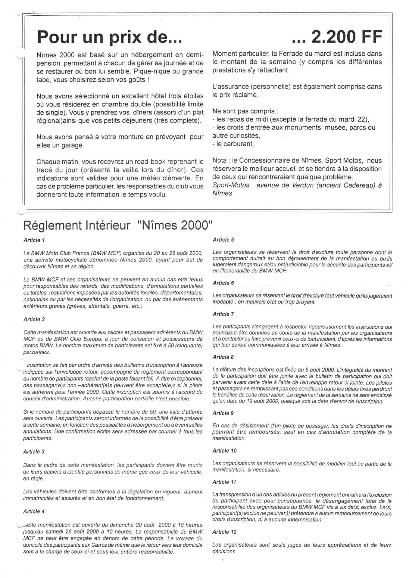 2000 07 nimes express 3