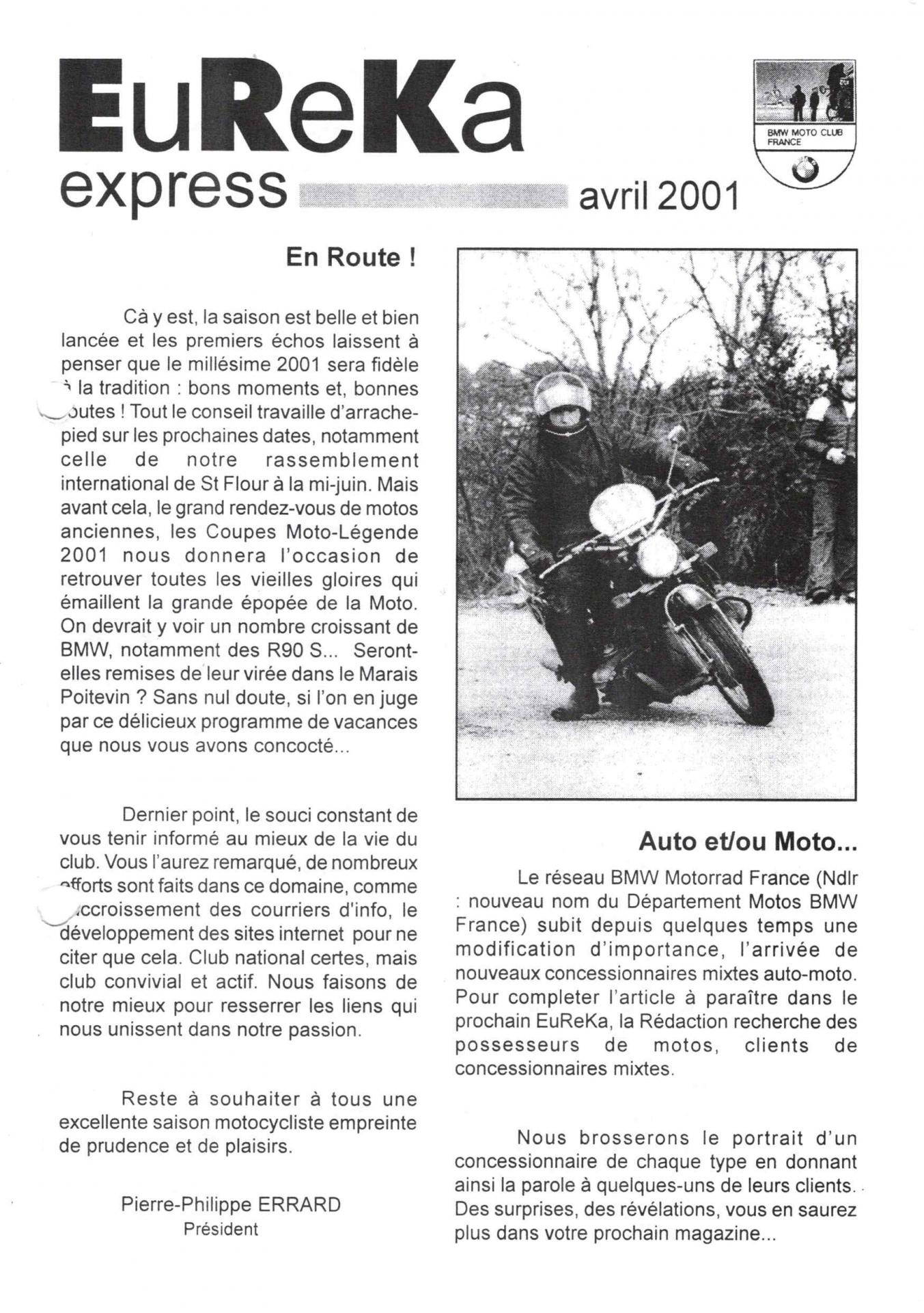 2001 01 eureka express 1