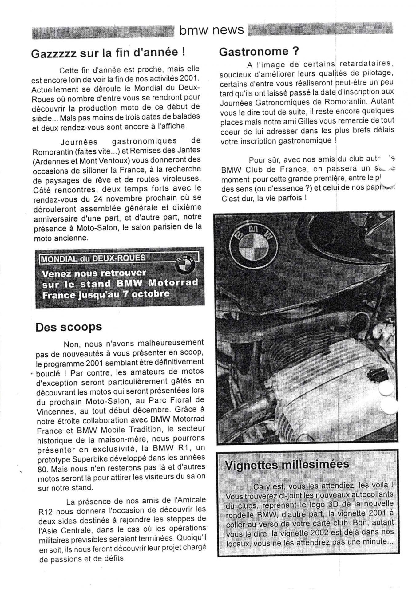 2001 10 eureka express 2