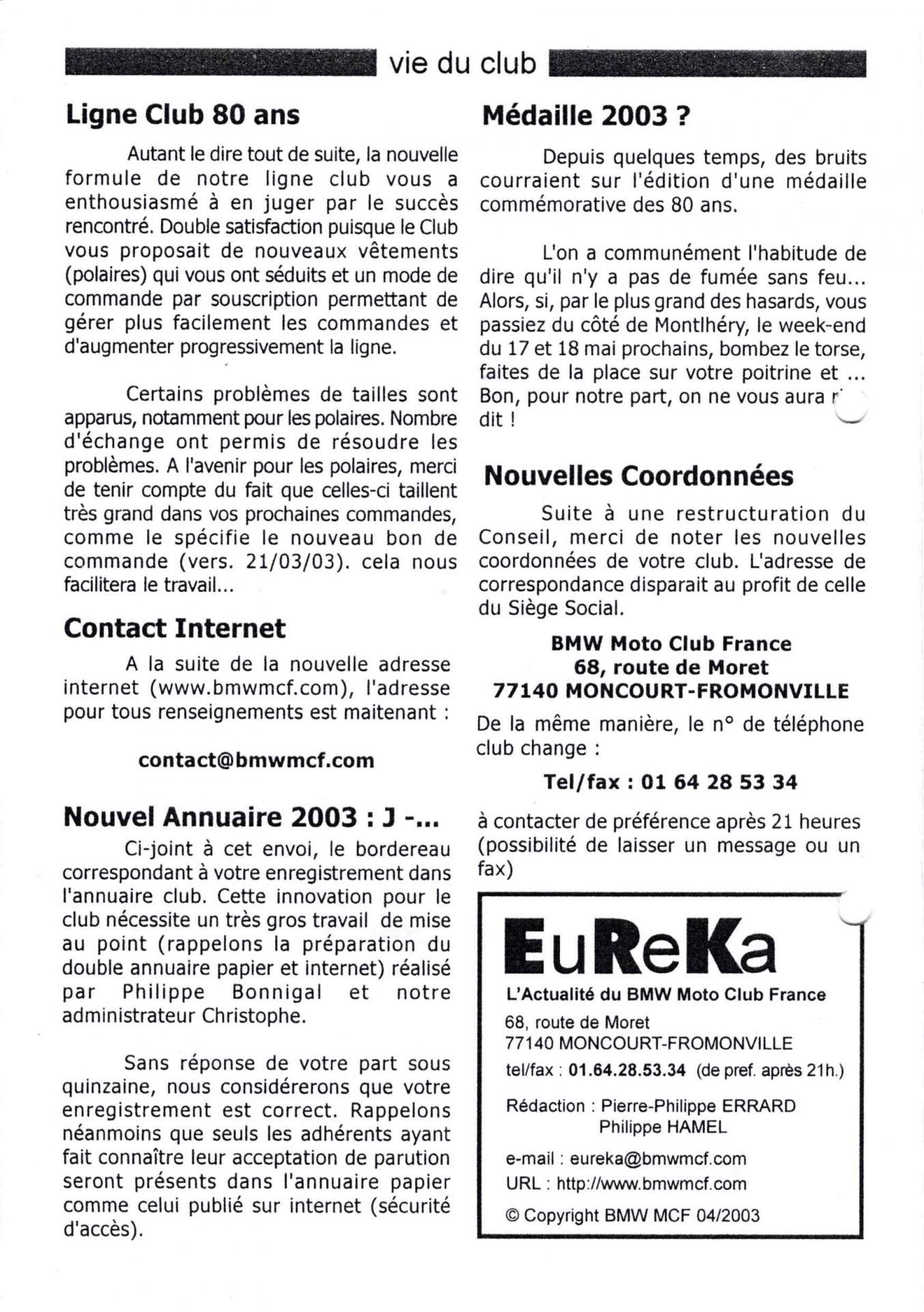2003 04 eureka express 8