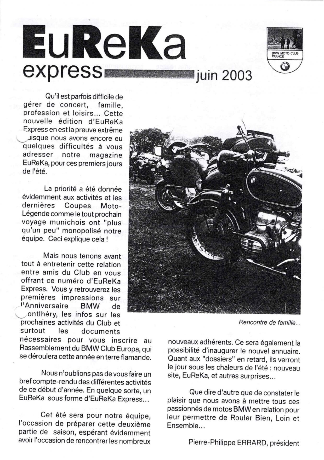 2003 06 eureka express 1