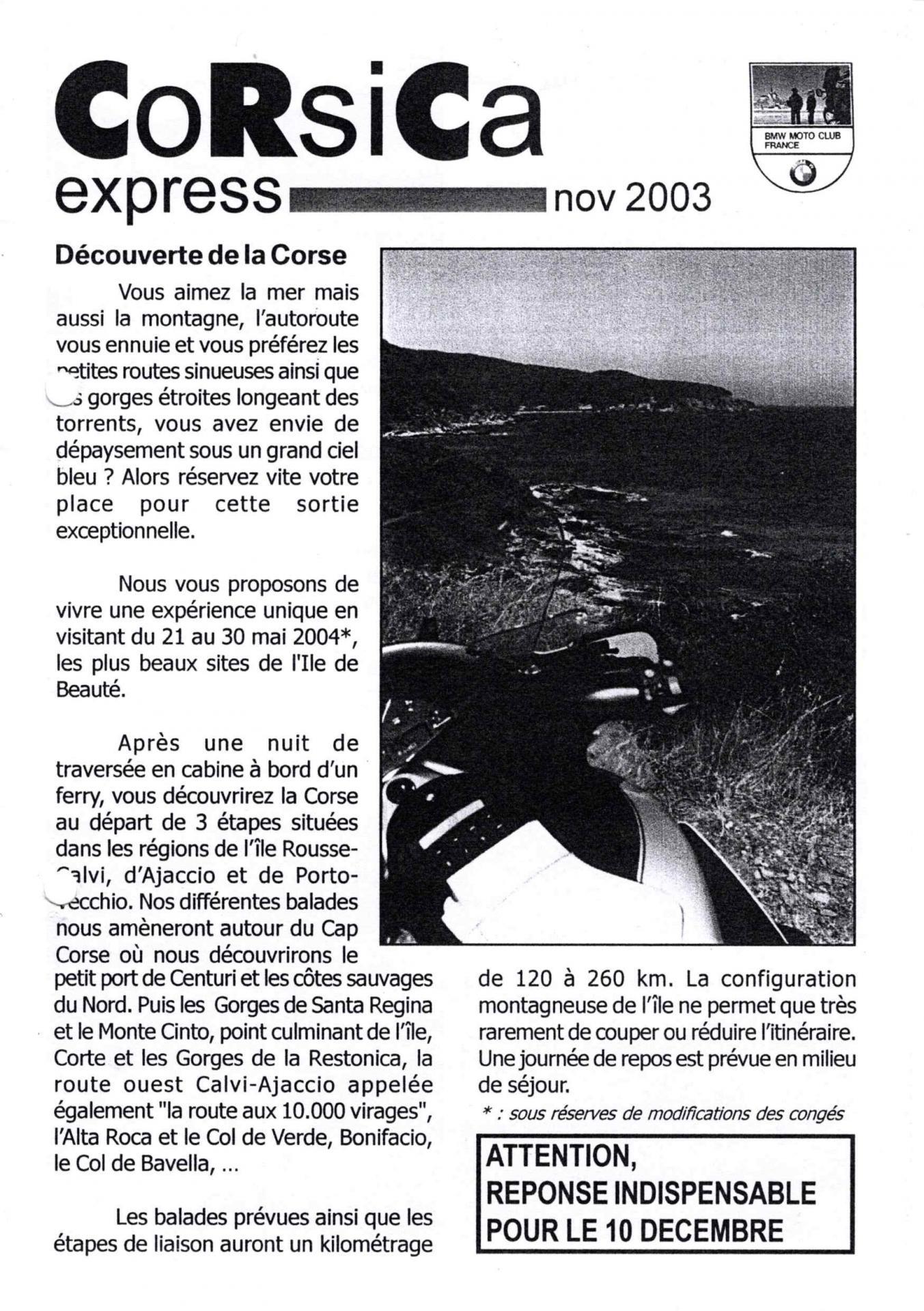 2003 11 corsica express 1