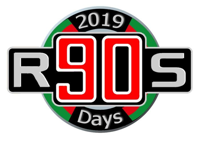 2019 r90sdays