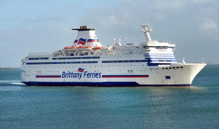 Brittany ferries bateau
