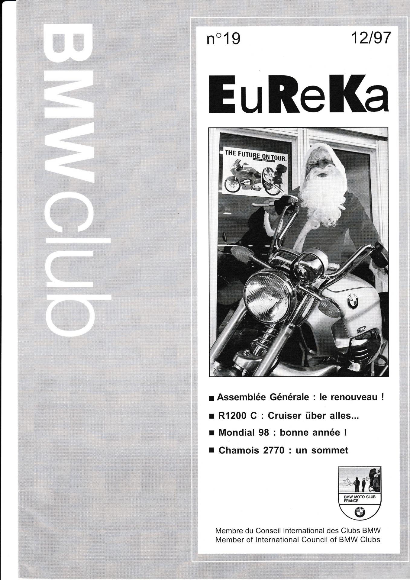 Eureka n 1 1