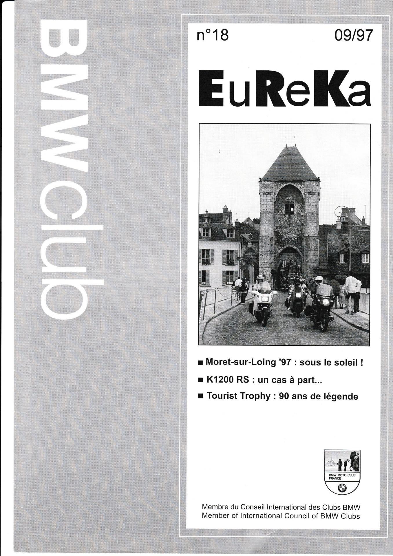 Eureka n 1