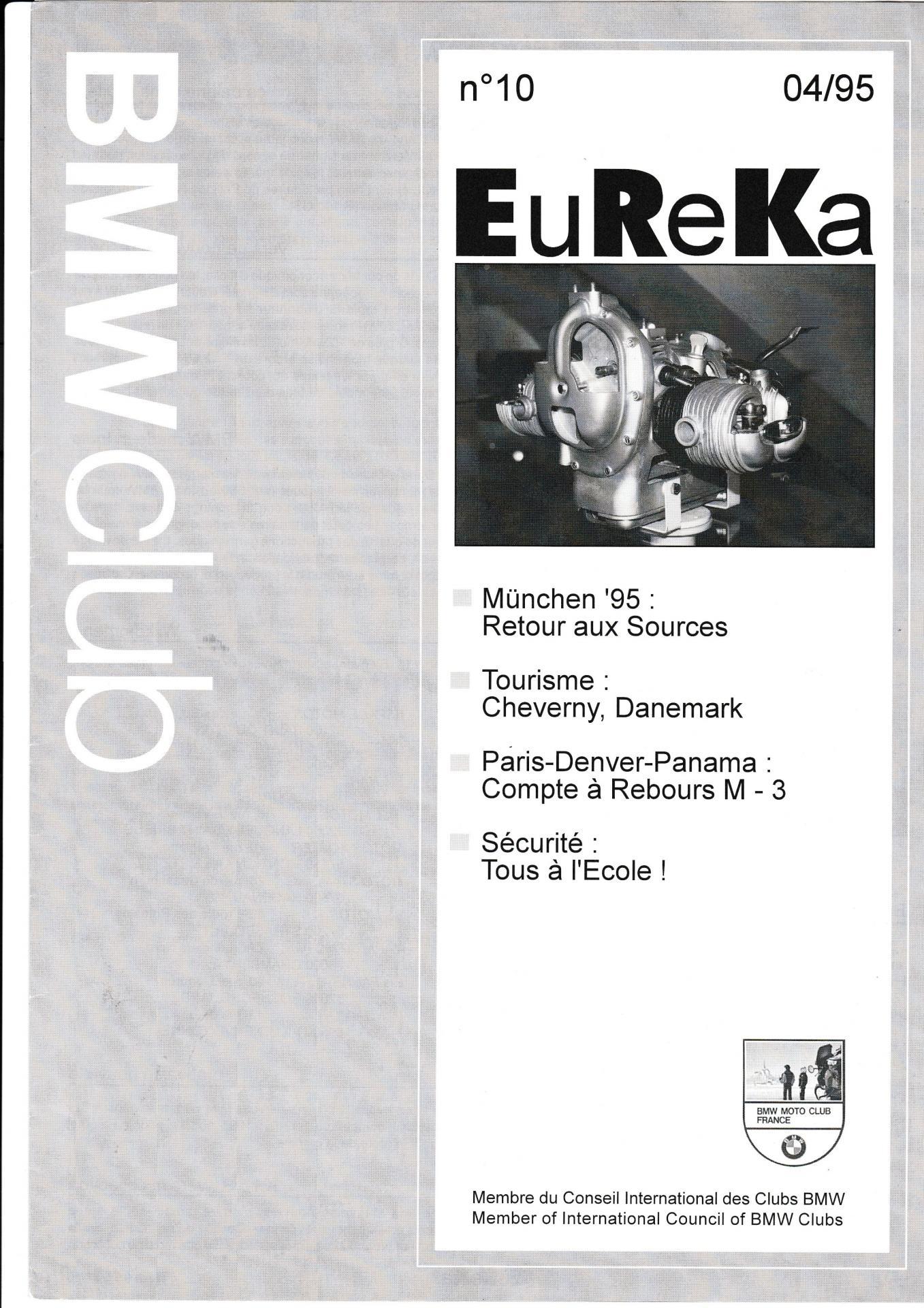 Eureka n 10 1