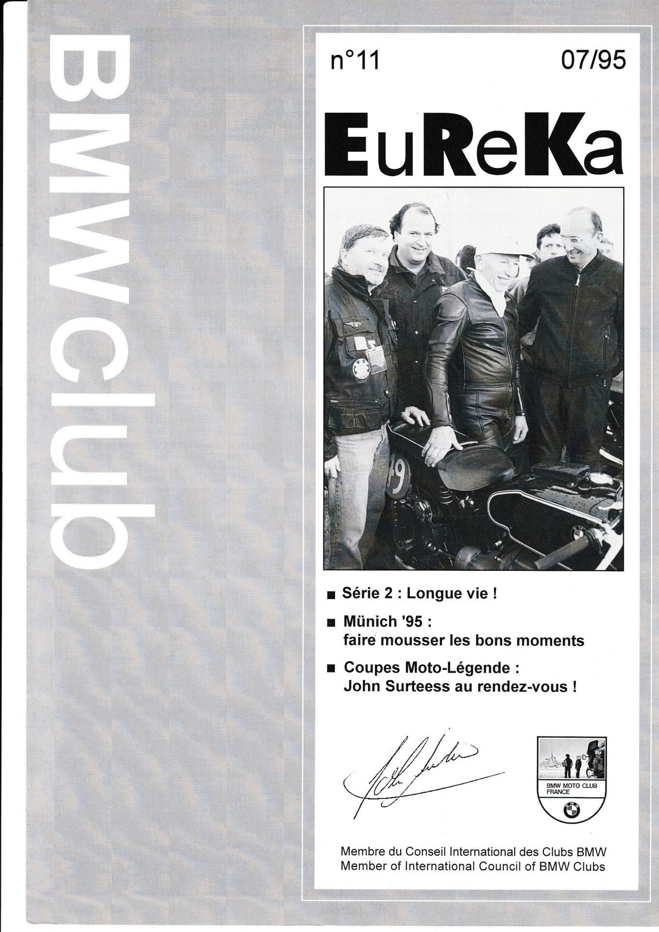 Eureka n 11 1