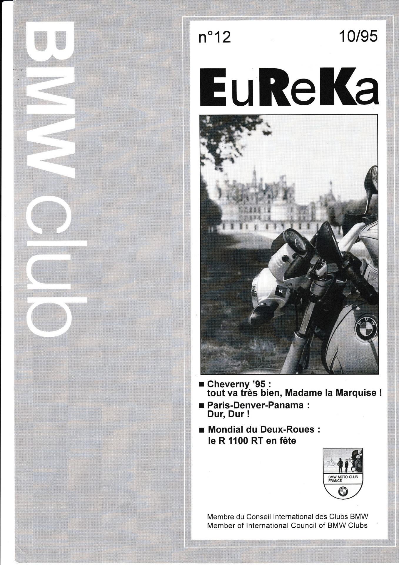 Eureka n 12 1