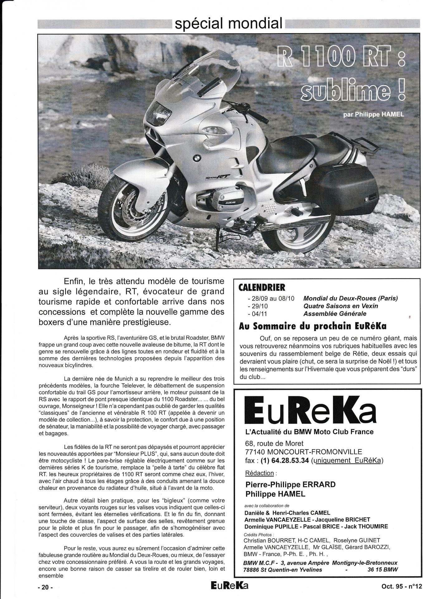 Eureka n 12 20