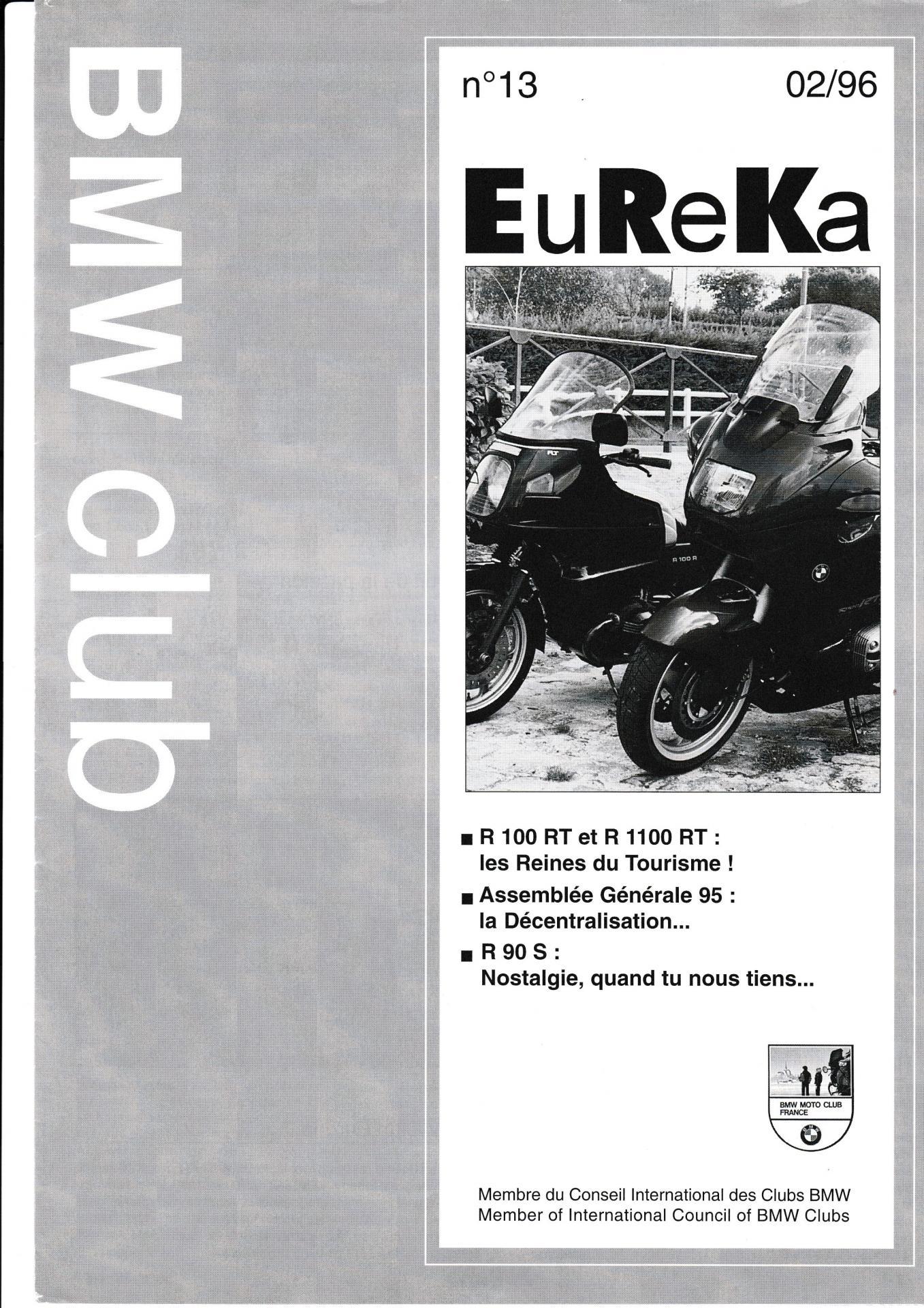 Eureka n 13 1