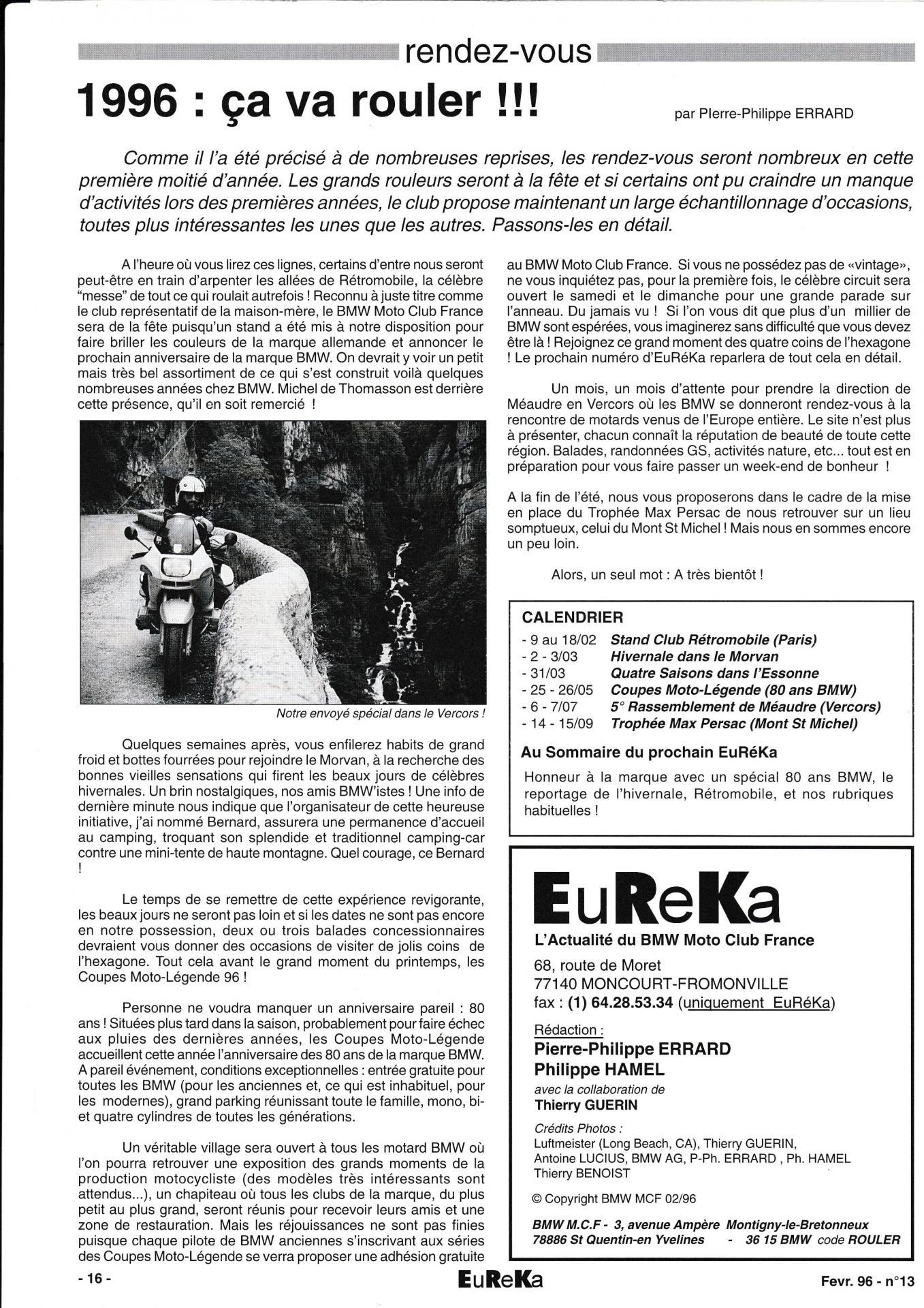 Eureka n 13 16