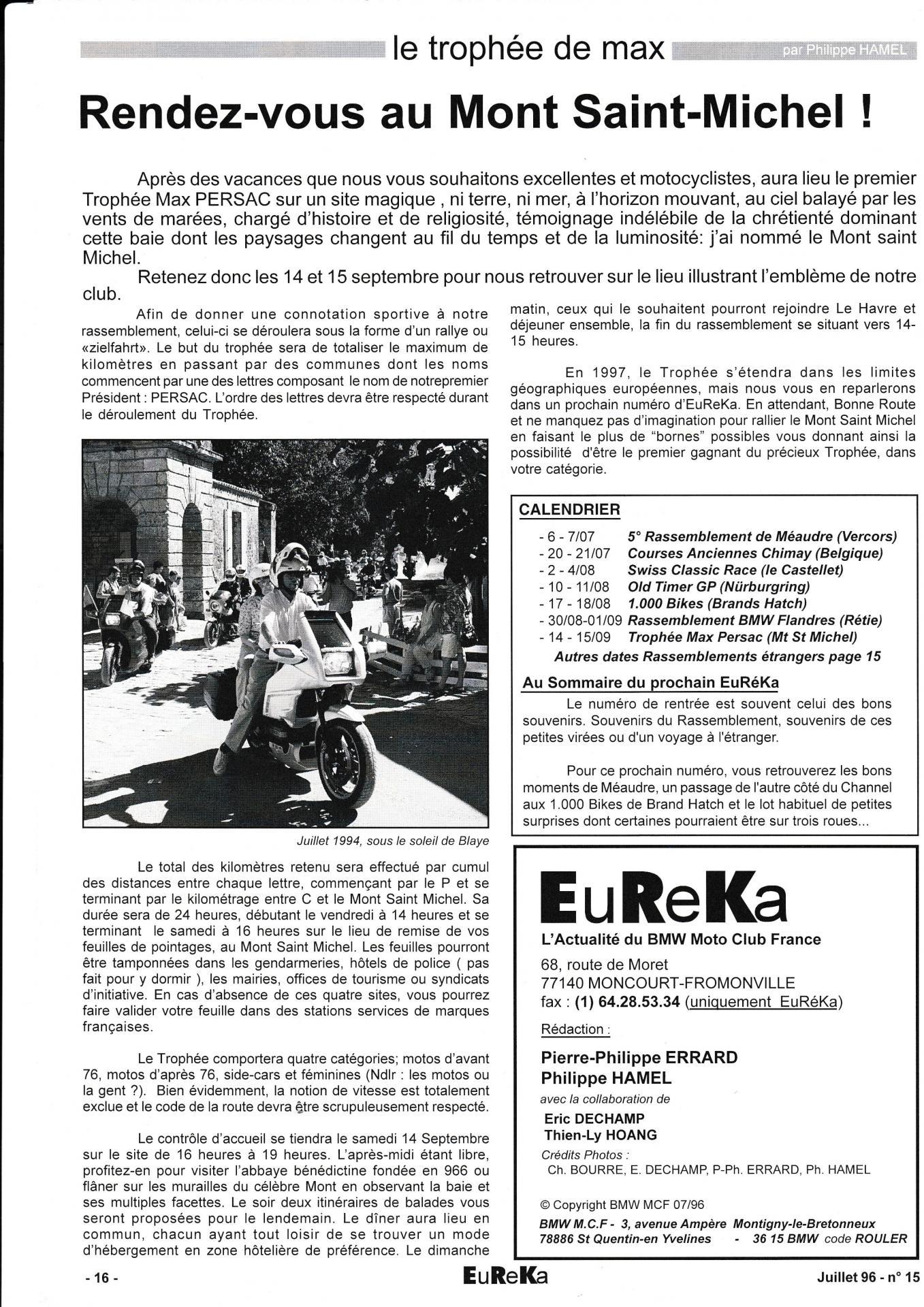 Eureka n 15 18