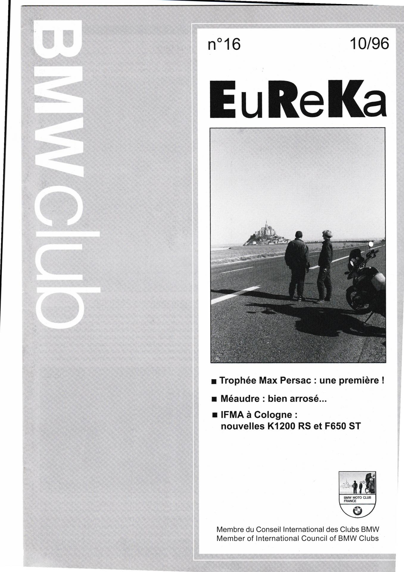 Eureka n 16 1
