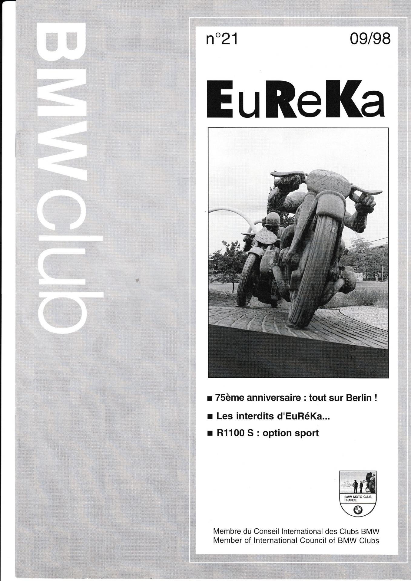 Eureka n 21 1