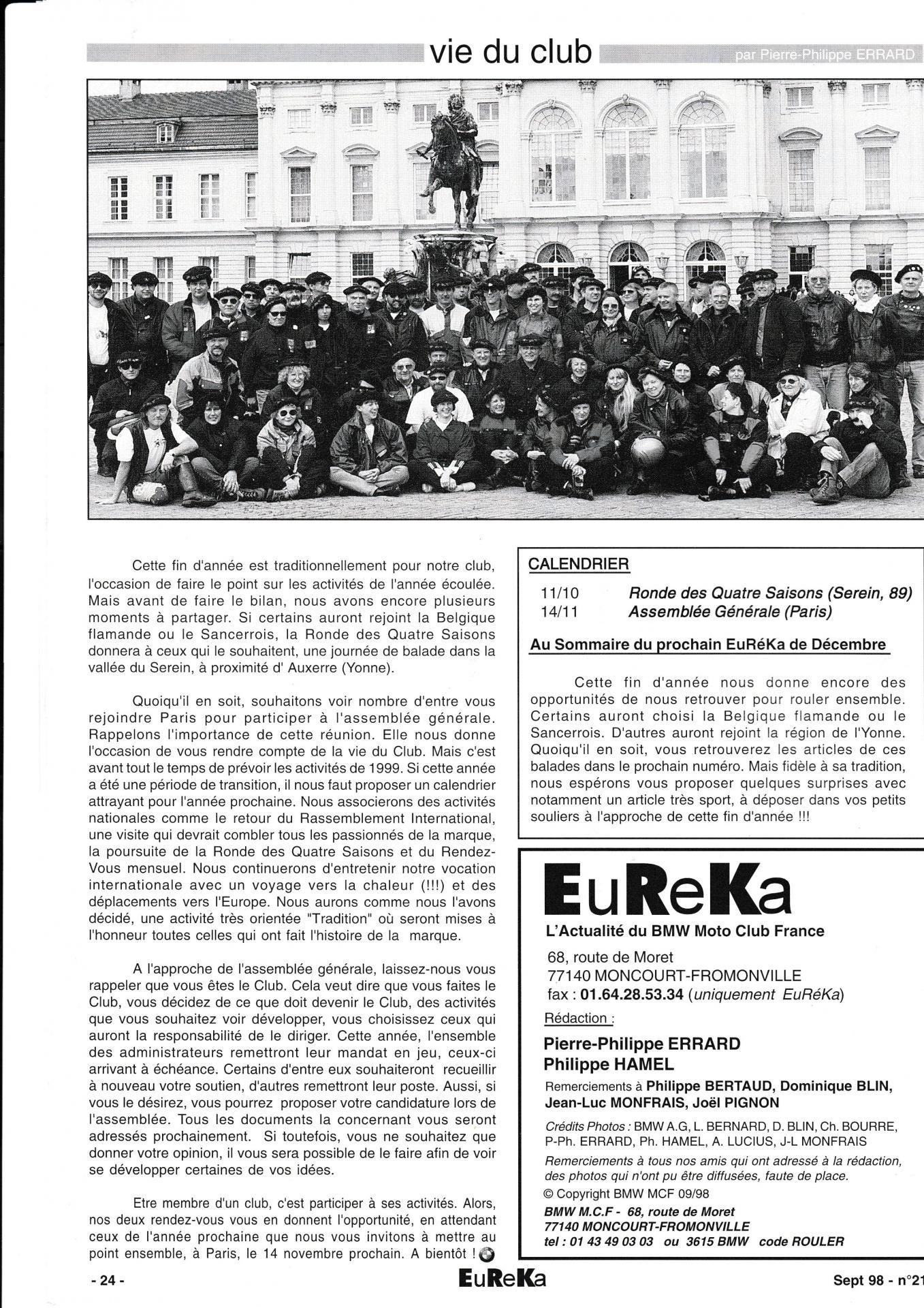 Eureka n 21 24