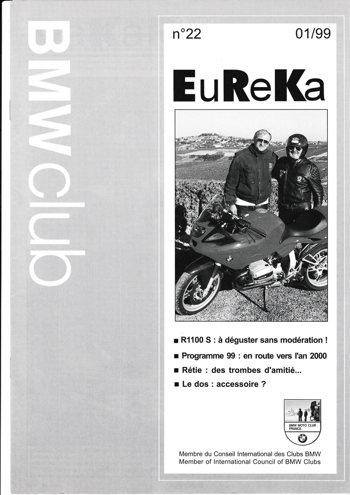 Eureka n 22 1