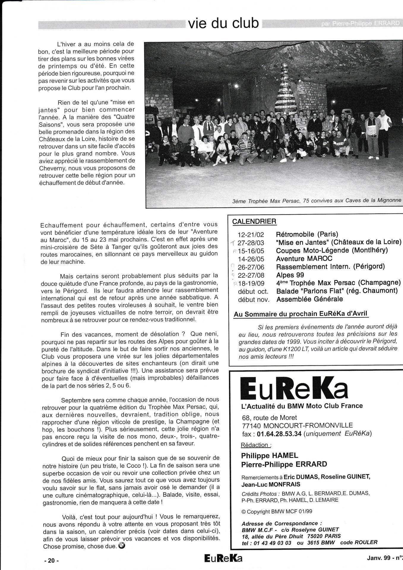 Eureka n 22 20