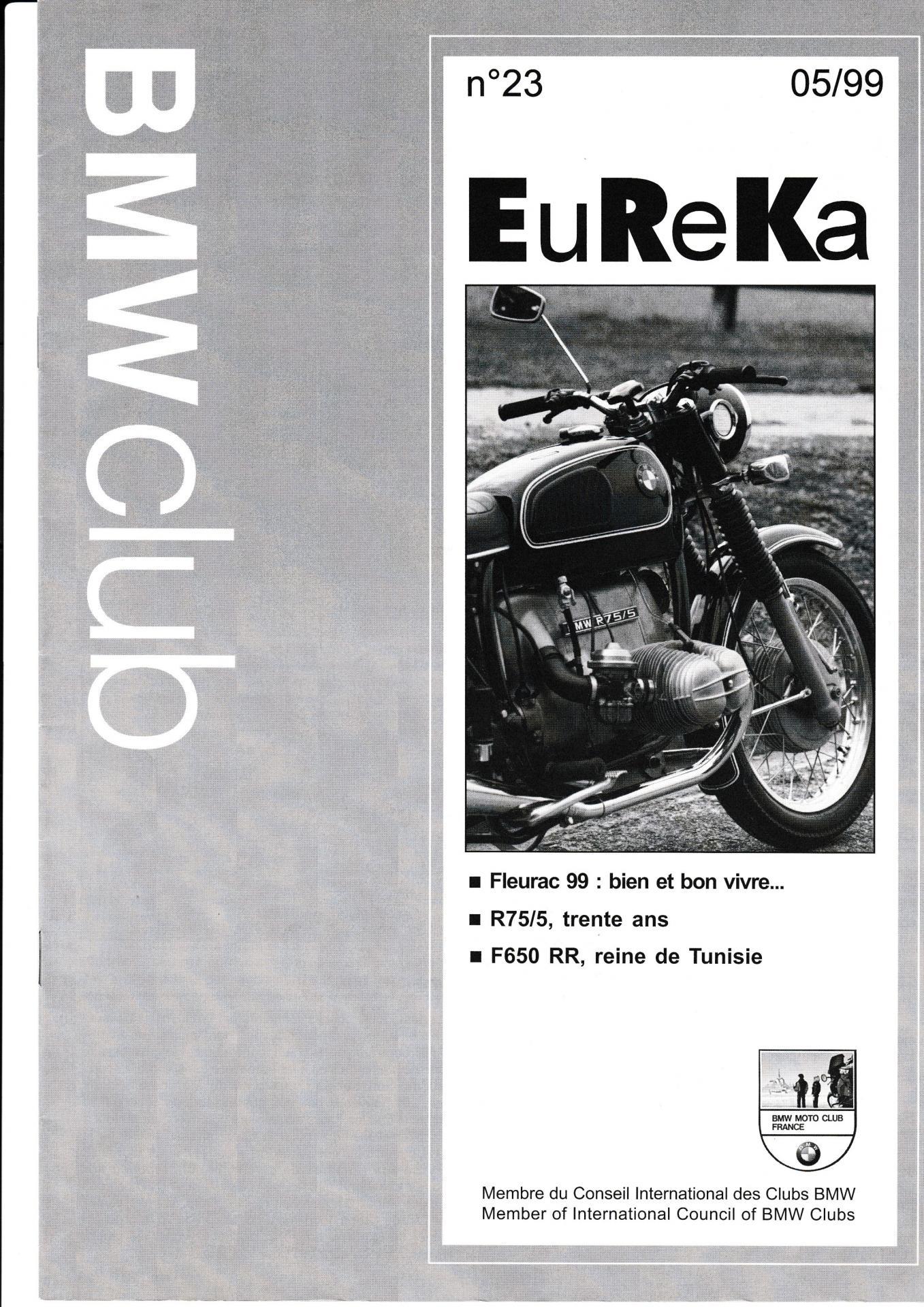 Eureka n 23 1