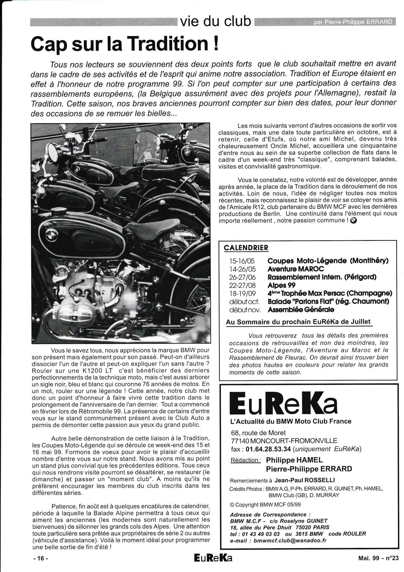 Eureka n 23 16