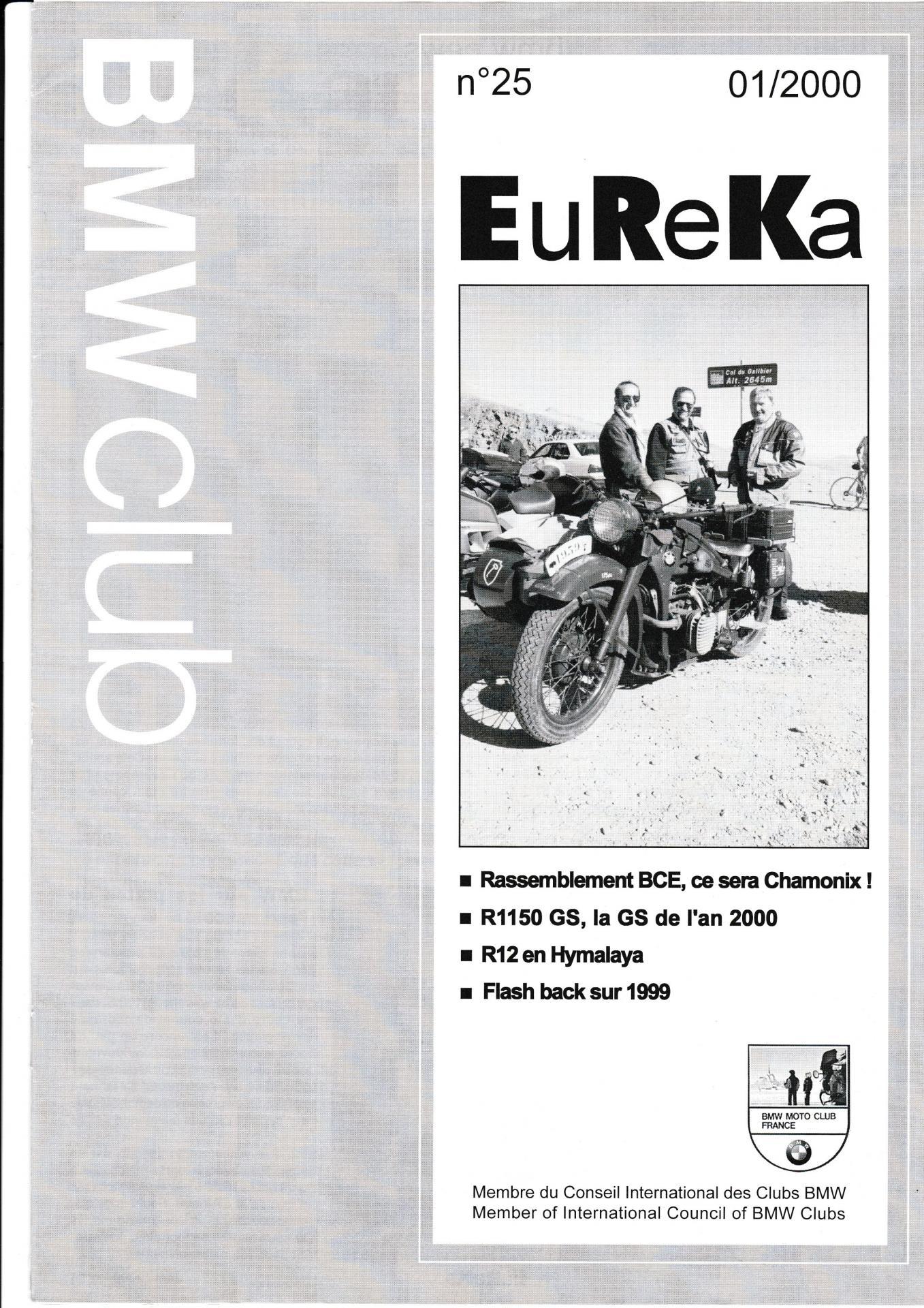 Eureka n 25 1