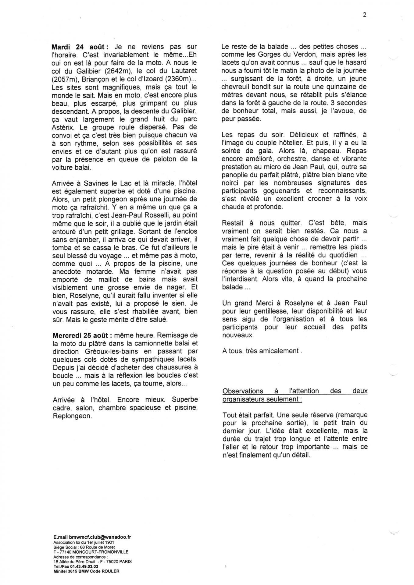 Eureka n 25 courrier lecteur page 5