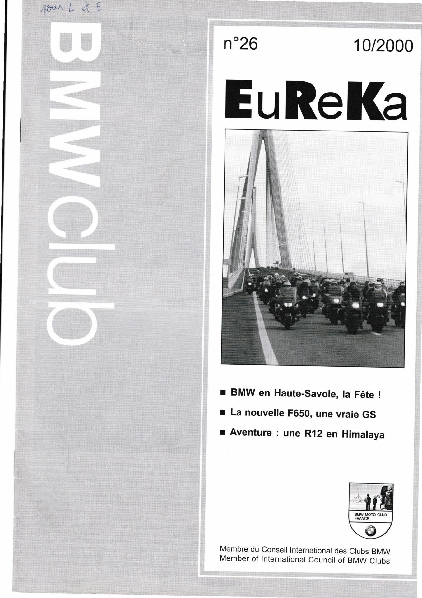 Eureka n 26 1