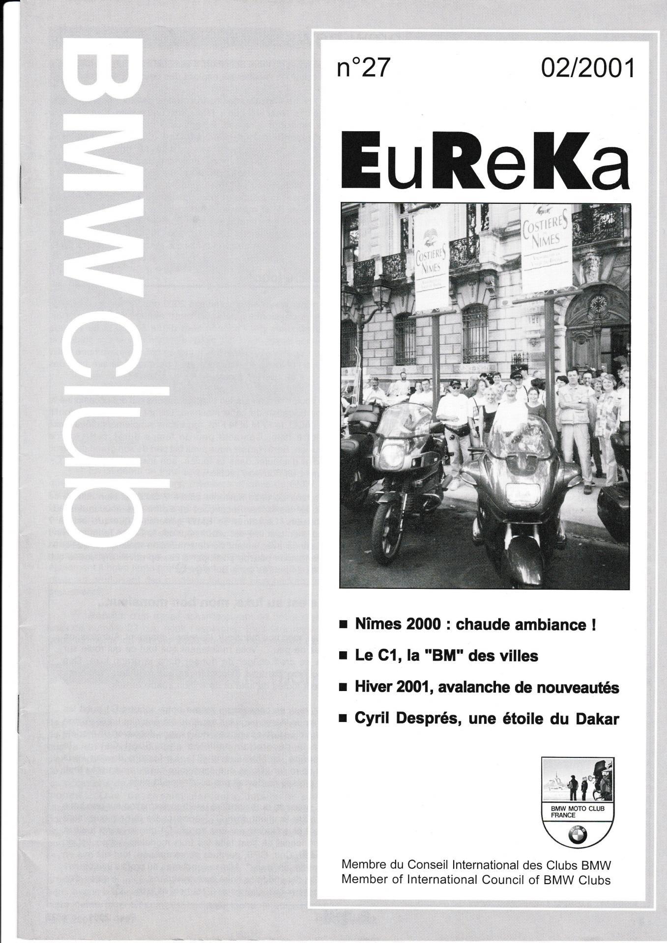 Eureka n 27 1