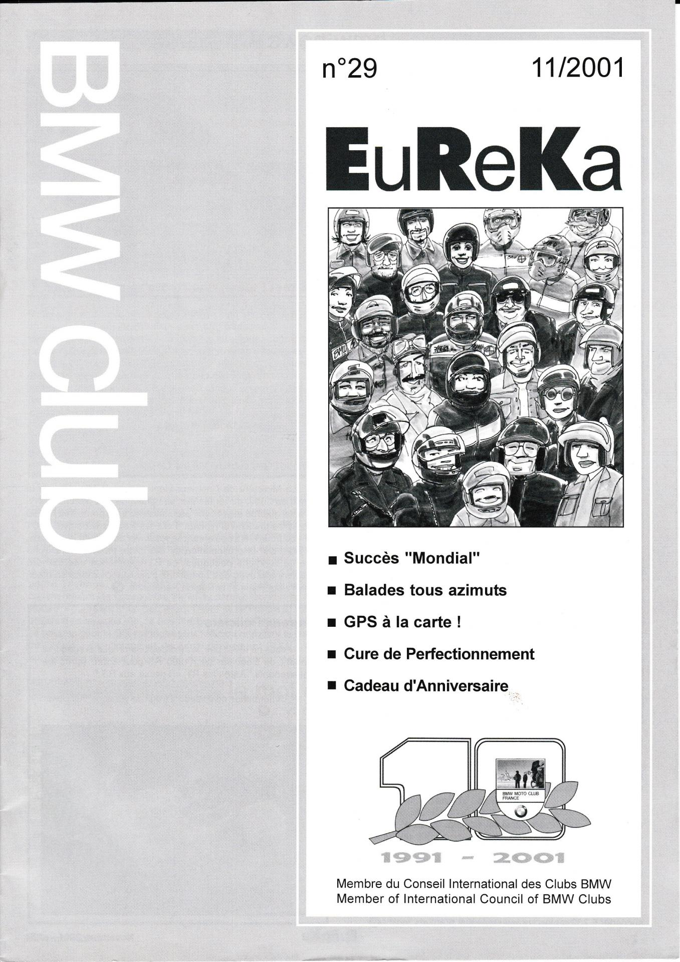 Eureka n 29 1