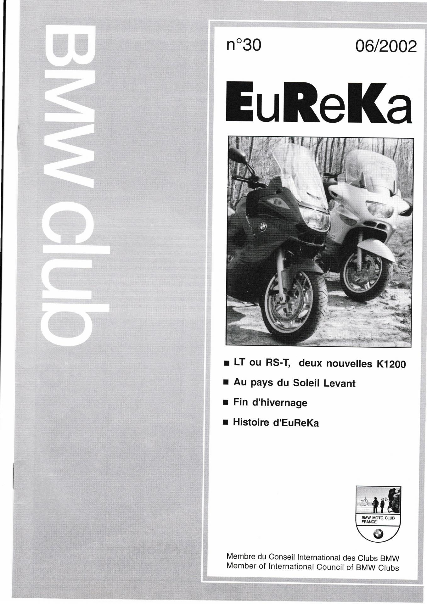 Eureka n 30 1