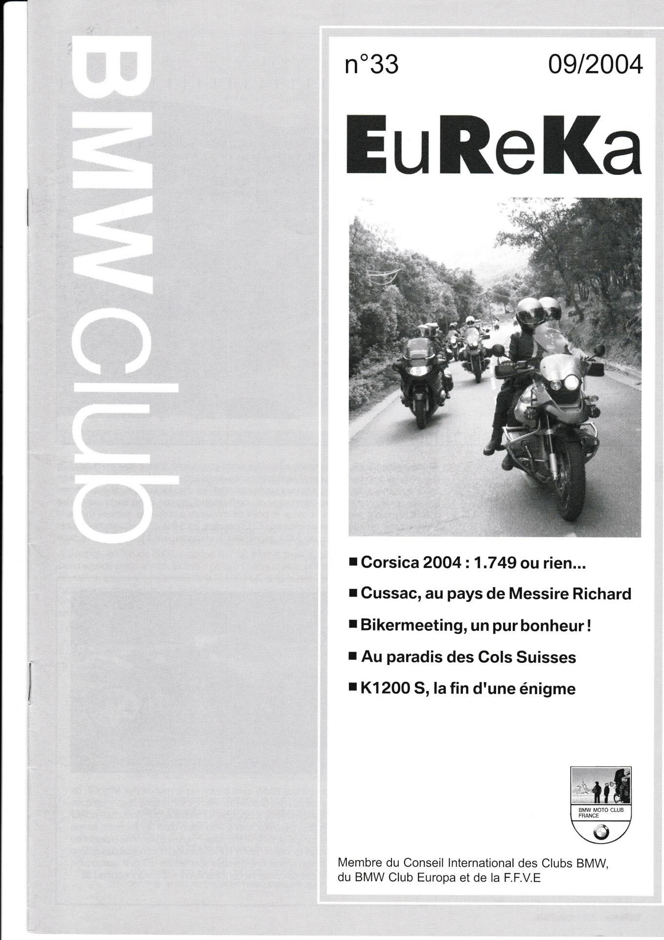 Eureka n 33 1