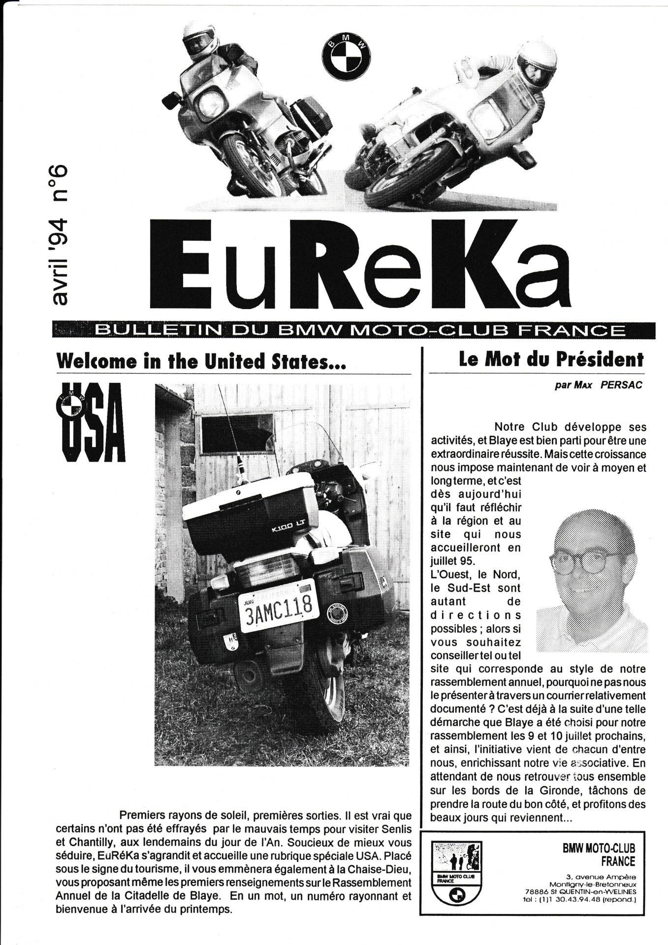 Eureka n 6 1