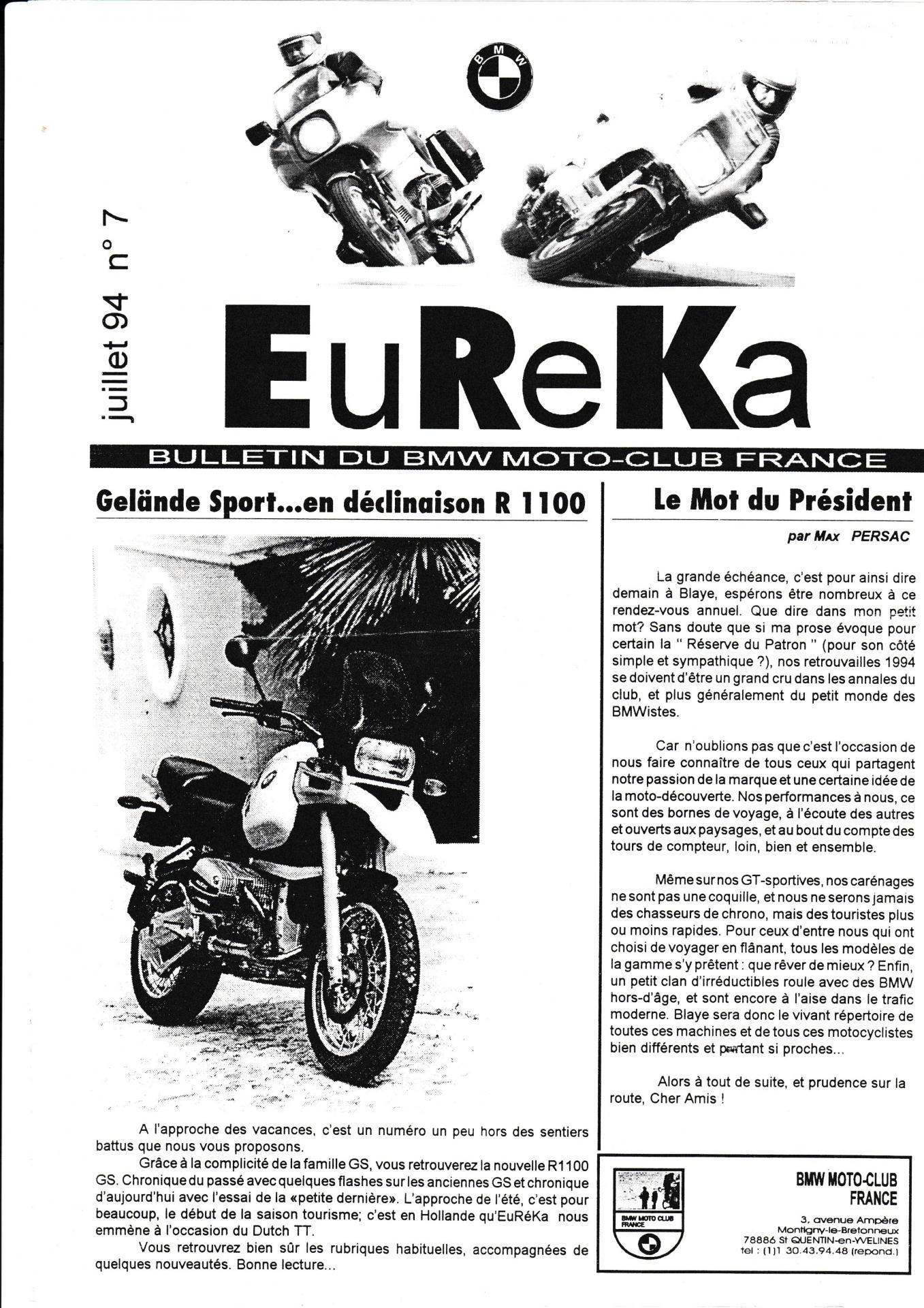 Eureka n 7 1
