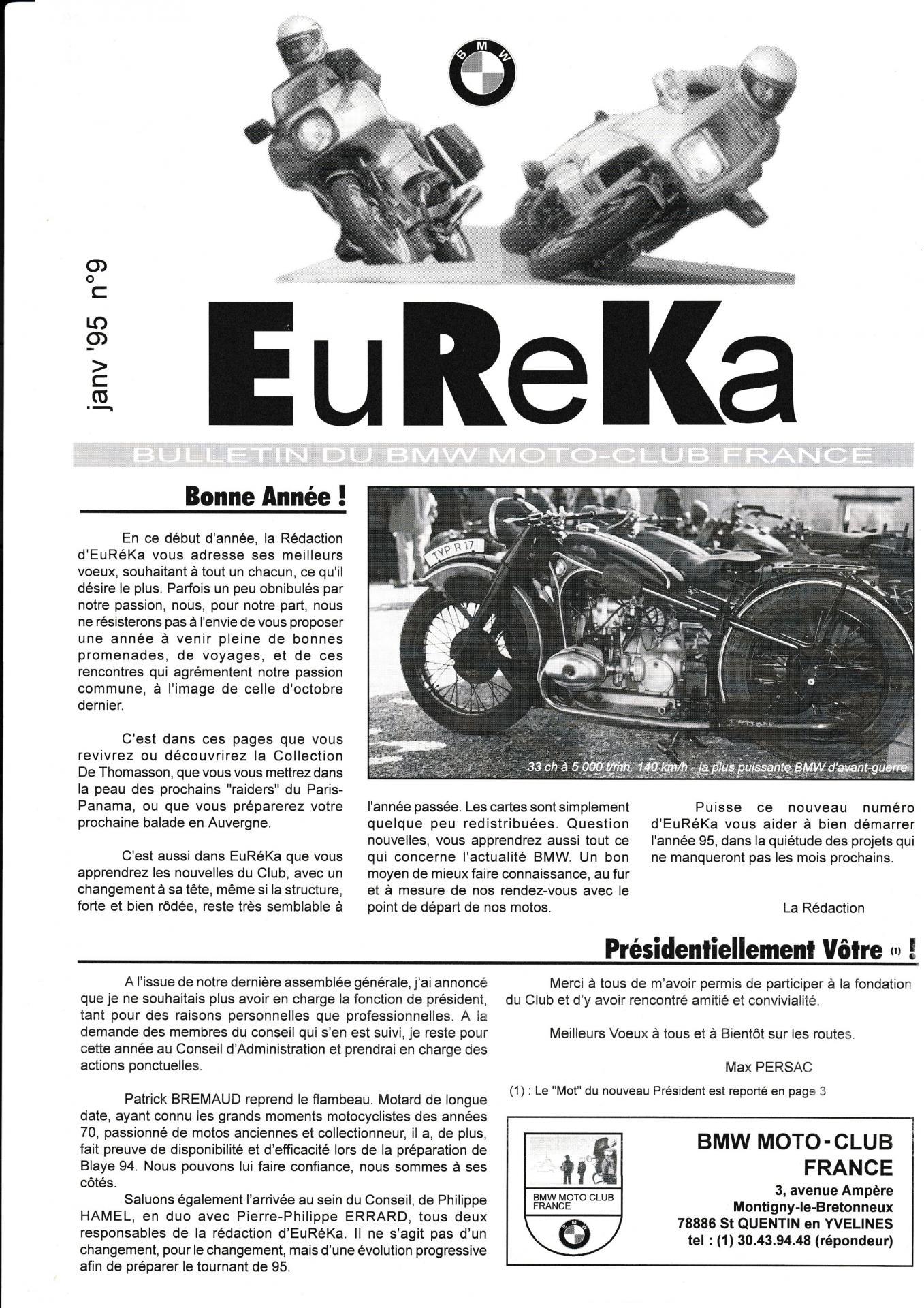 Eureka n 9 1