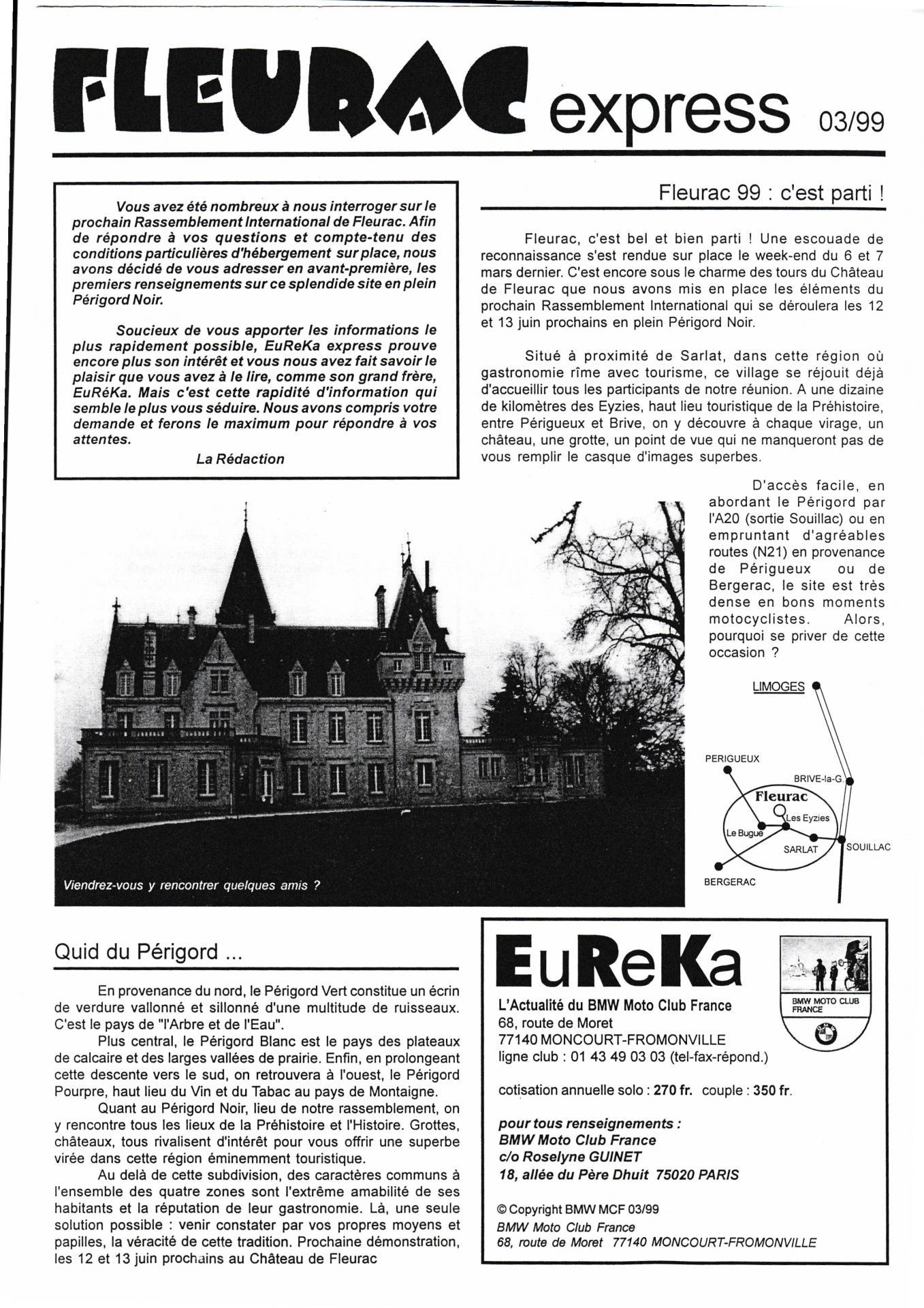 Fleurac express 03 99 1