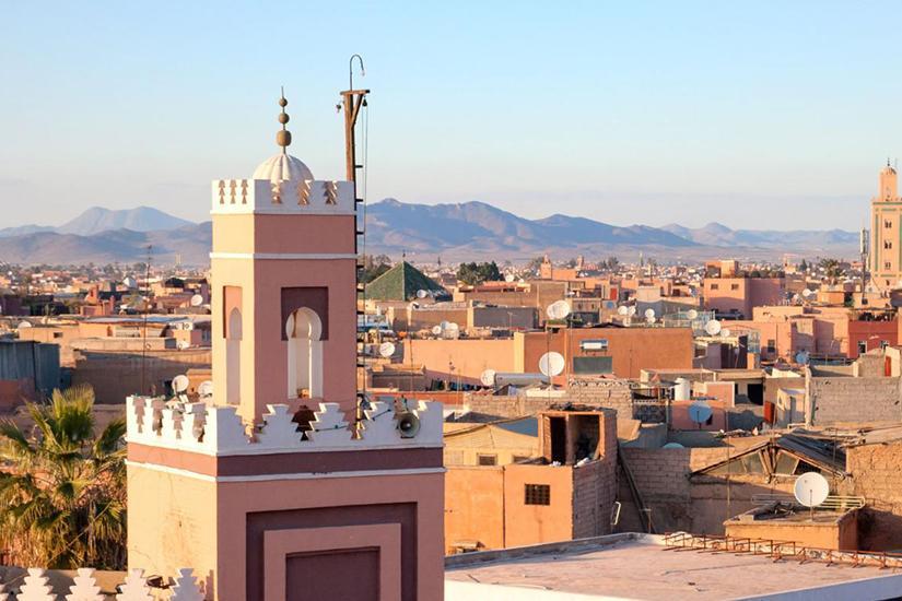 Image image afrique du nord maroc marrakech 4 2017