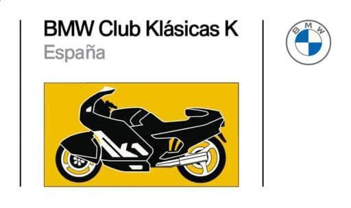New logo bmw club klasicas k 2