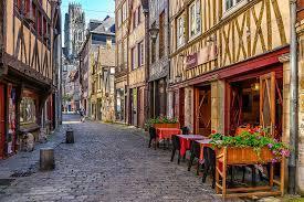 Rouen centre historique