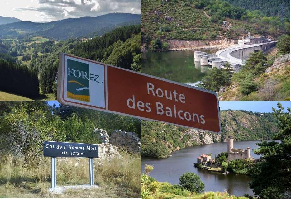Route des balcons