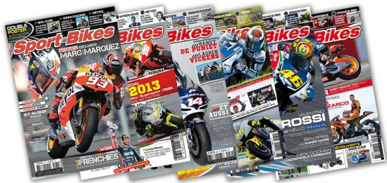 Sportbike abonnement 1 an france