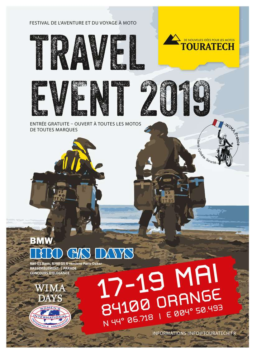 Touratechtravelevent
