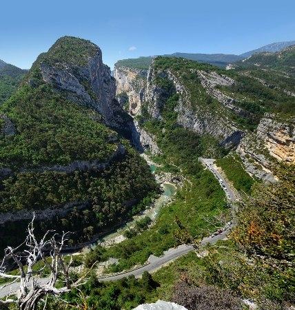 Verdon gorge point sublime 20 1